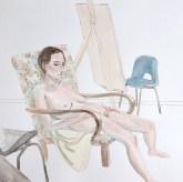 Floral Chair