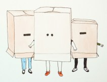 Kids in Boxes I