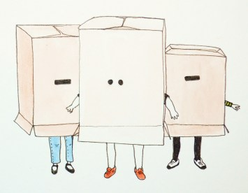 Kids in Boxes I