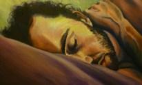 Sleeping Man