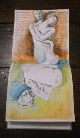 Two-Headed Boy Sketch