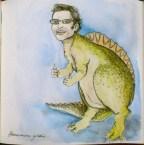 Blumasaurus Goldii