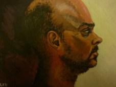 Man (Profile)