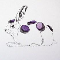 Animals in Hats: Rabbit